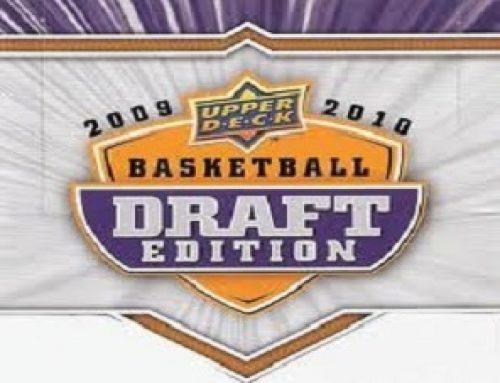 2009-10 Upper Deck Draft Edition Basketball