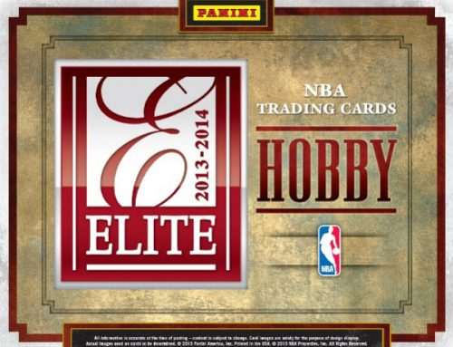 2013-14 Panini Elite Basketball