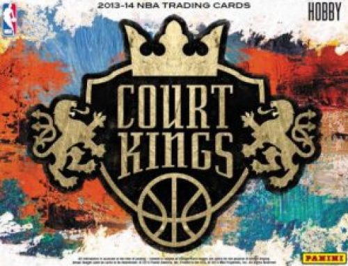 2013-14 Panini Court Kings Basketball