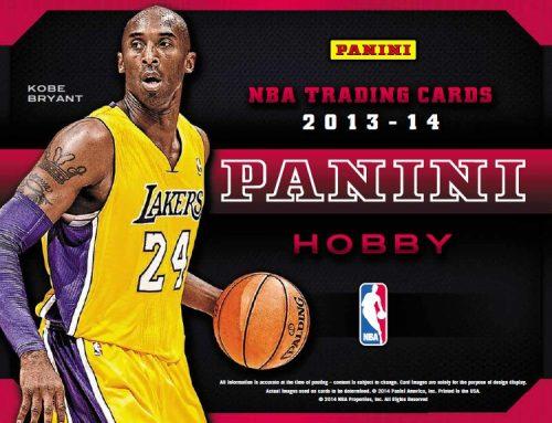 2013-14 Panini Basketball