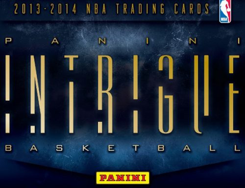 2013-14 Panini Intrigue Basketball
