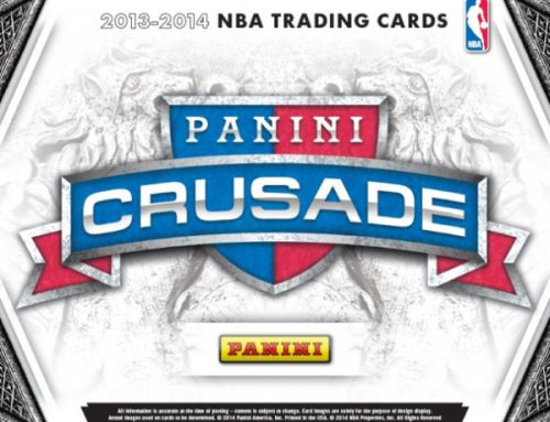 2013-14 Panini Crusade Basketball