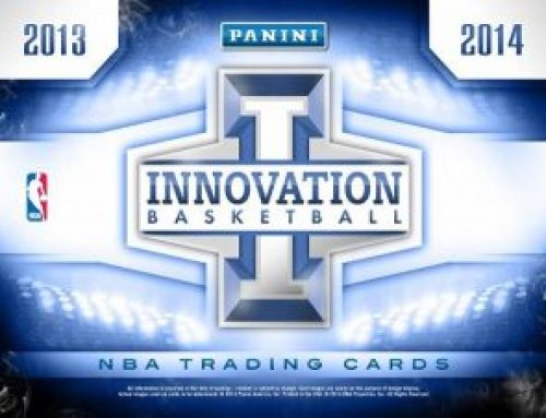 2013-14 Panini Innovation Basketball