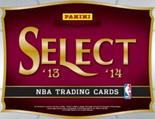 2013-14 Panini Select Basketball