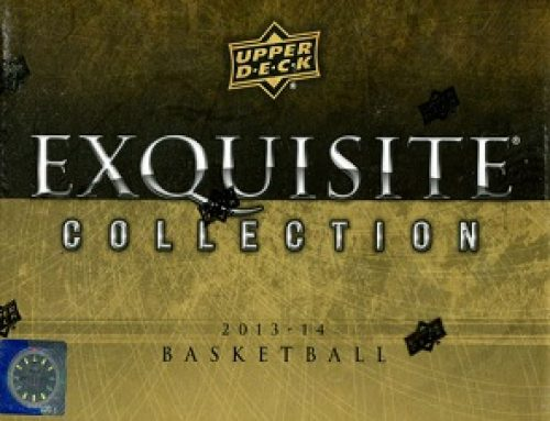 2013-14 Upper Deck Exquisite Collection Basketball