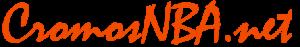 Cromos NBA Logo