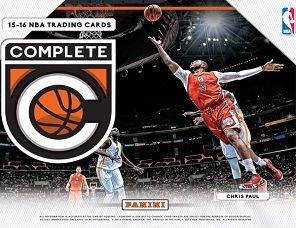 2015-16 Panini Complete Basketball