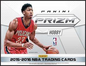 2015-16 Panini Prizm Basketball