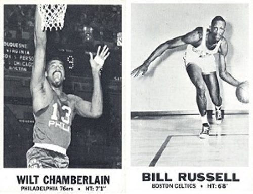 1968-69 Topps Test Basketball