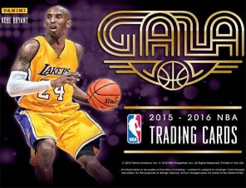 2015-16 Panini Gala Basketball
