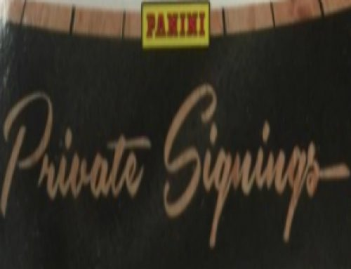 2016 Panini NBA Finals Private Signings Basketball