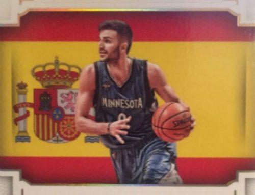 Cards NBA con referencias a España