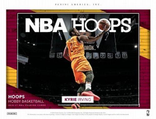 2016-17 Panini NBA Hoops Basketball
