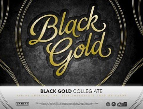 2016-17 Panini Black Gold Collegiate Basketball