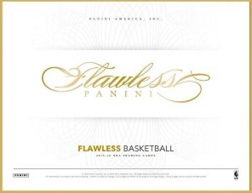 2015-16 Panini Flawless Basketball