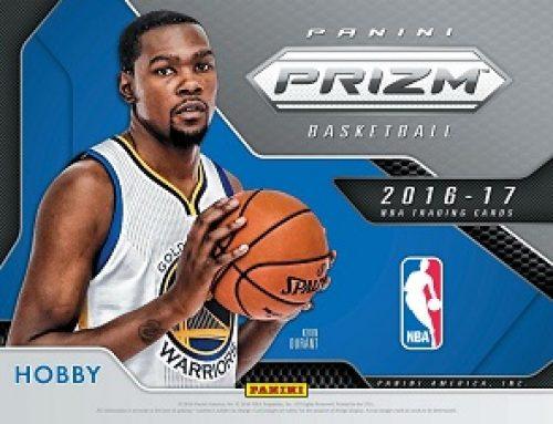 2016-17 Panini Prizm Basketball