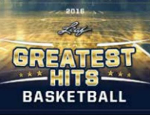 2016 Leaf Greatest Hits Basketball