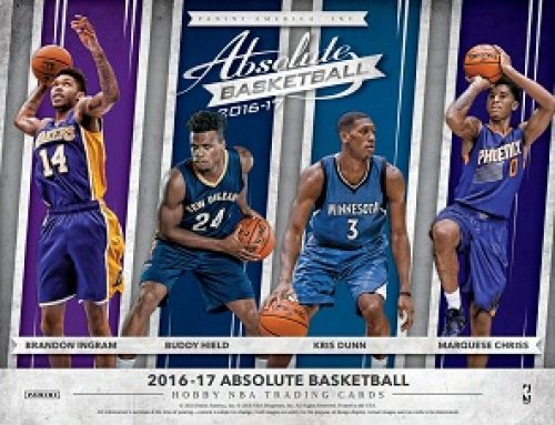 2016-17 Panini Absolute Basketball