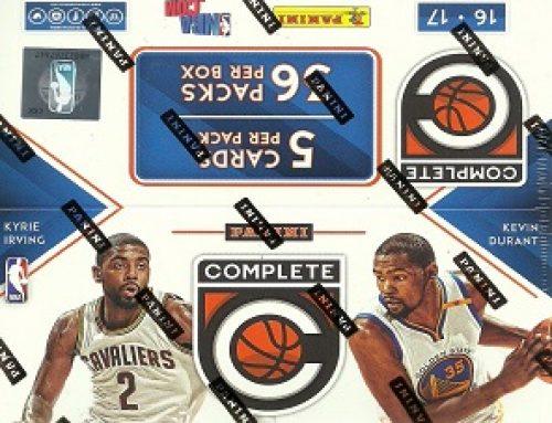 2016-17 Panini Complete Basketball