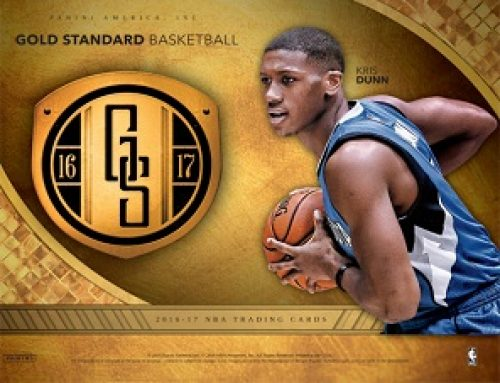 2016-17 Panini Gold Standard Basketball