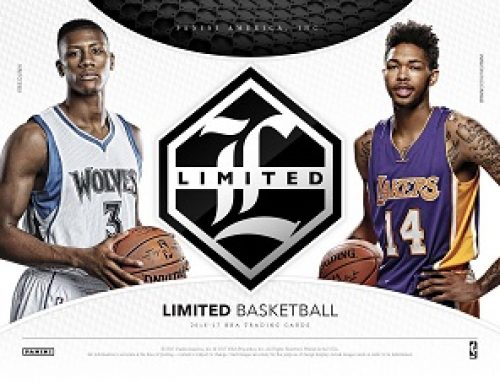 2016-17 Panini Limited Basketball