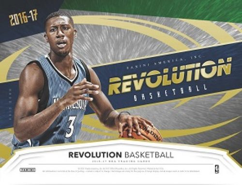 2016-17 Panini Revolution Basketball