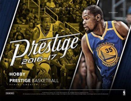2016-17 Panini Prestige Basketball