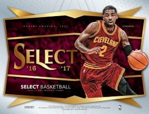 2016-17 Panini Select Basketball
