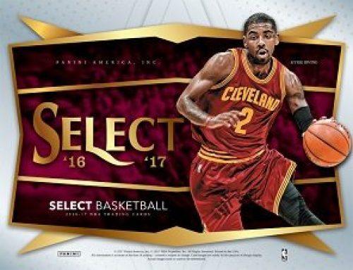 2016-17 Panini Select Basketball