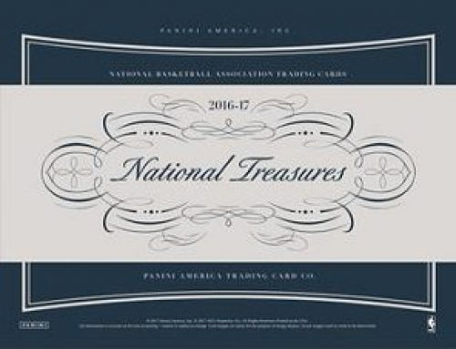 2016-17 Panini National Treasures Basketball
