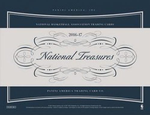 2016-17 Panini National Treasures Basketball