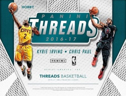 2016-17 Panini Threads Basketball