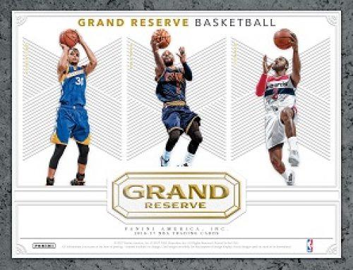 2016-17 Panini Grand Reserve Basketball