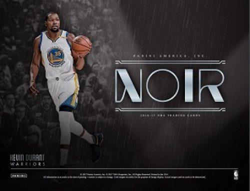 2016-17 Panini Noir Basketball
