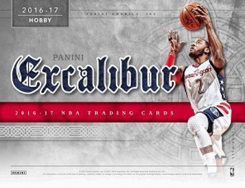 2016-17 Panini Excalibur Basketball