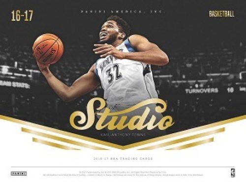 2016-17 Panini Studio Basketball