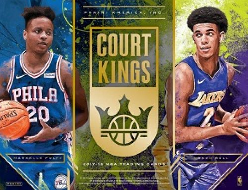 2017-18 Panini Court Kings Basketball