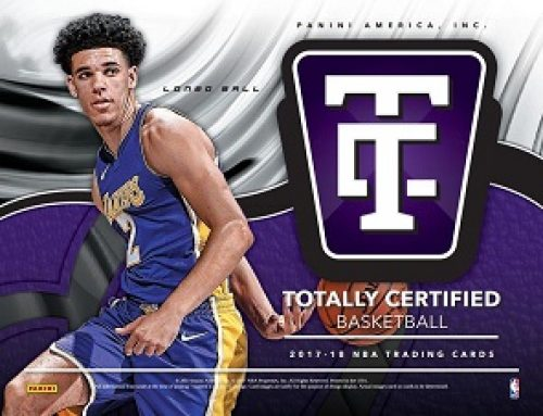 2017-18 Panini Totally Certified Basketball