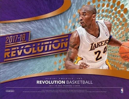 2017-18 Panini Revolution Basketball
