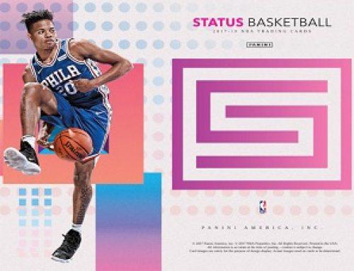 2017-18 Panini Status Basketball