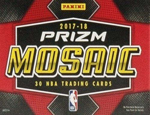 2017-18 Panini Mosaic Prizm Basketball