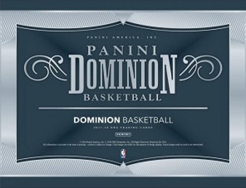 2017-18 Panini Dominion Basketball