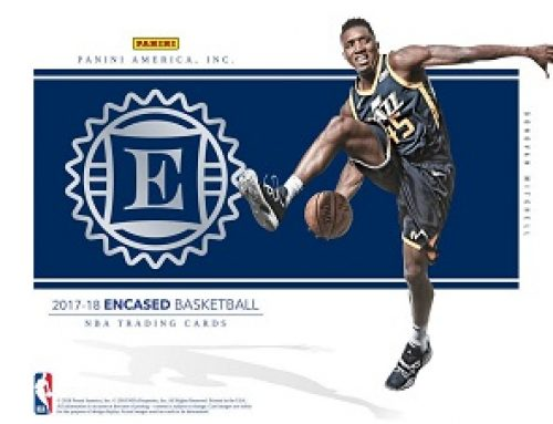 2017-18 Panini Encased Basketball