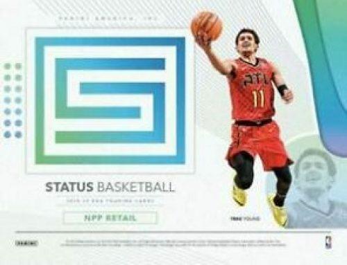 2018-19 Panini Status Basketball