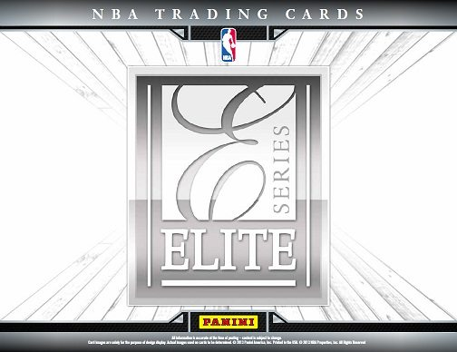 2012-13 Panini Elite Series Basketball