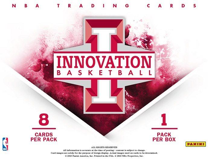 2012-13 Panini Innovation Basketball