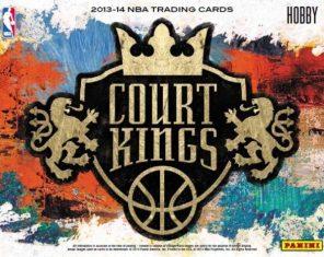 2013-14 Panini Court Kings Basketball