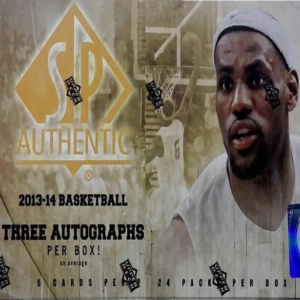 2013-14 SP Authentic Basketball