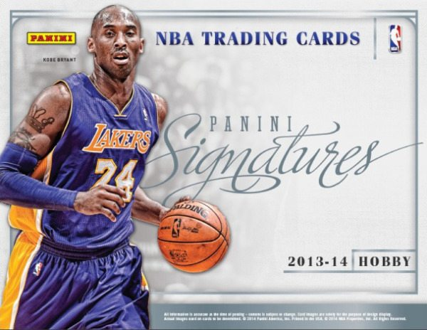 2013-14 Panini Signatures Basketball