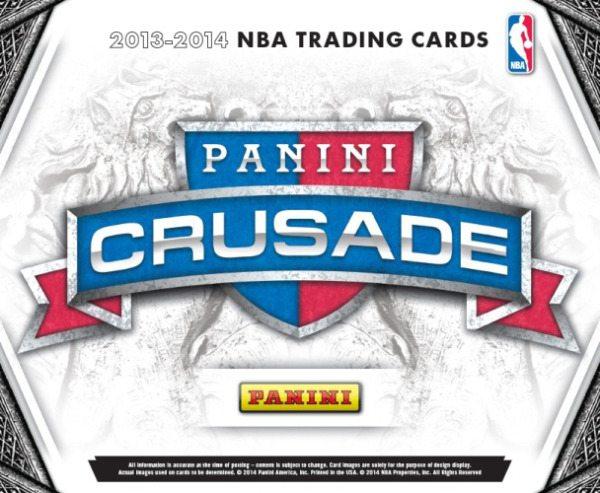 2013-14 Panini Crusade Basketball